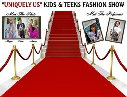 UNIQUELY US KIDS & TEENS FASHION SHOW