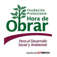Fundación Protestante Hora de Obrar  logo