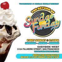 SUNDAE FUNDAY at Eastside West | FREE Ice-Cream Sundae with...