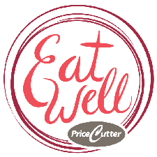 Eat Well | by Price Cutter logo