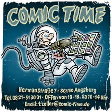 Comic Time logo