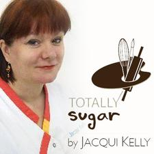 Totally Sugar by Jacqui Kelly logo