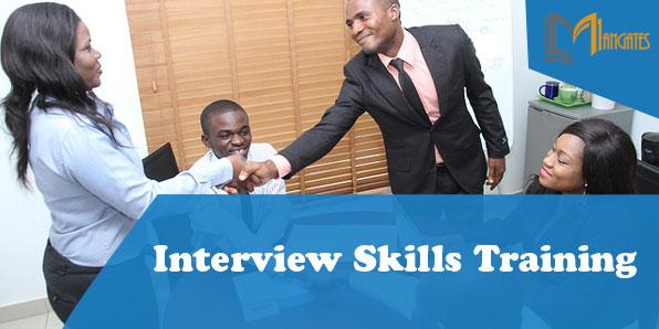 Interview Skills 1 Day Training in Montreal