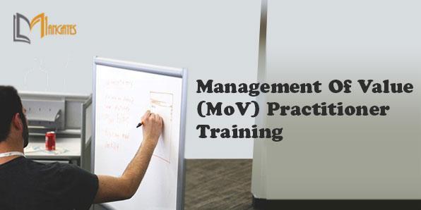 Management of Value (MoV) Practitioner 2 Days Training in Dusseldorf