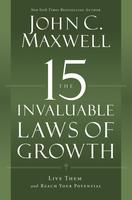The 15 Invaluable Laws of Growth Mastermind Study
