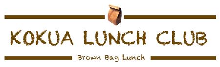 July Kokua Lunch Club