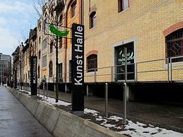 St. Gallen Slow Art Day - Kunst Halle Sankt Gallen -...