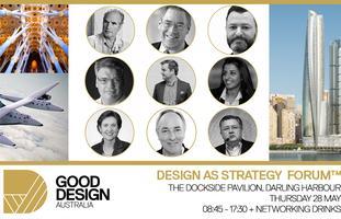 Good Design Australia Presents : 2015 DESIGN AS...