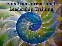 Transformational Leadership Training 2016
