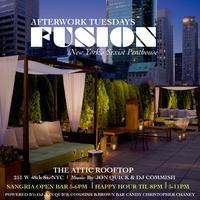 Fusion Afterwork Tuesdays