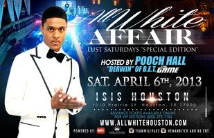 ALL WHITE AFFAIR W/ POOCH HALL