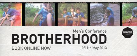 Brotherhood Conference 2013