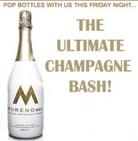 THE ULTIMATE CHAMPAGNE BASH!