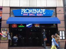 PROMENADE  BAR & GRILL  logo