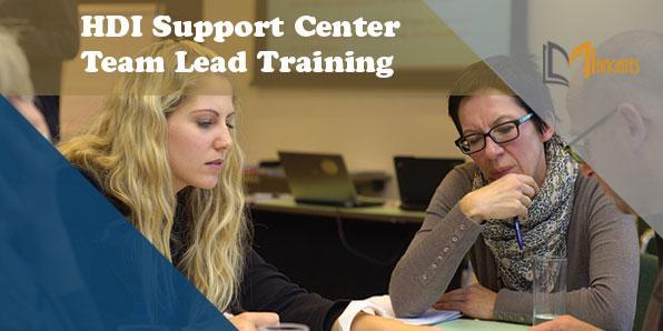 HDI Support Center Team Lead 2 Days Training in Dusseldorf