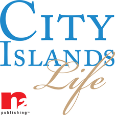 City Islands Life logo