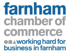 The Farnham Chamber of Commerce logo