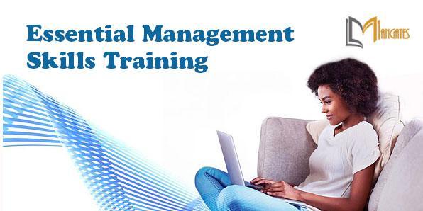 Essential Management Skills 1 Day Training in Regina