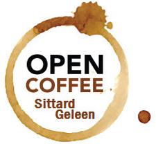 Open coffee Sittard-Geleen logo