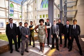 The Suffers at Slim's  w/ Los Hot Boxers, Gene...