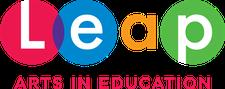 Leap Arts in Education logo