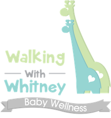 Walking with Whitney logo