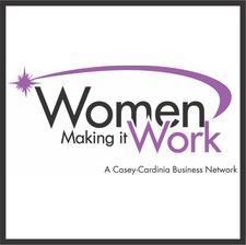 Women Making It Work  logo