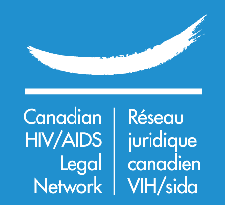Canadian HIV/AIDS Legal Network logo