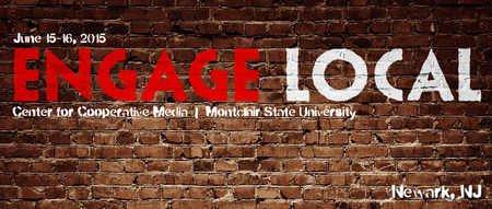 Engage Local National Conference in Newark, N.J.