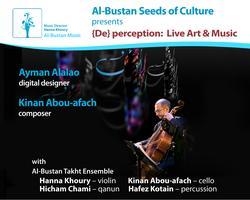 {De} Perception: Live Art & Music with Kinan...