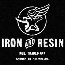 Iron & Resin logo