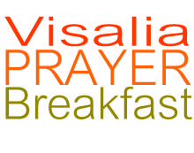 Visalia Prayer Breakfast