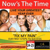 FIX MY PAIN  - Our First Steps to Success