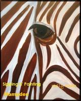 Sip N' Paint Serengeti Eye Fri June 14th 6pm $30