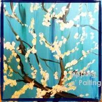 Sip N' Paint Van Gogh Branches  Fri May 10th 6pm $30