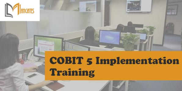 COBIT 5 Implementation 3 Days Training in Ottawa