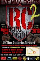 RC MMA Fight Night 2 at Raddison Hotel Ontario Airport