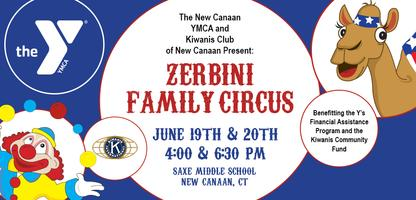 2015 New Canaan Zerbini Family Circus