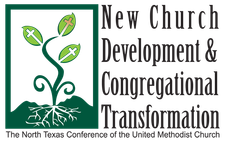 North Texas Conference- Center New Church Development  logo