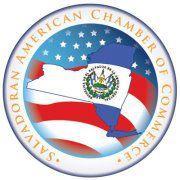 Salvadoran American Chamber of Commerce, Inc. (SALVACOM) logo