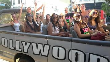 Hollywood Open Air Bus Tours - 11am