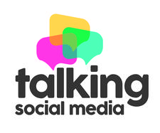 Talking Social Media logo