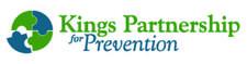 Kings Partnership for Prevention logo