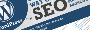 WordPress SEO Training - Swansea