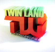 Twin's Land Productions logo