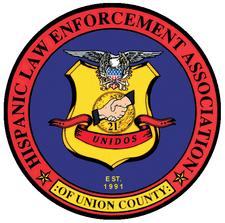 Hispanic Law Enforcement Association of U.C. logo