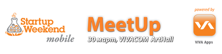 Startup Weekend Mobile Meetup powered by VIVA Apps