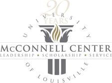 McConnell Center at the University of Louisville logo