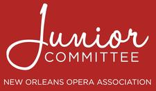 Junior Committee of the New Orleans Opera Association logo
