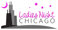 Ladies Night Chicago and Shari Duffy Events logo